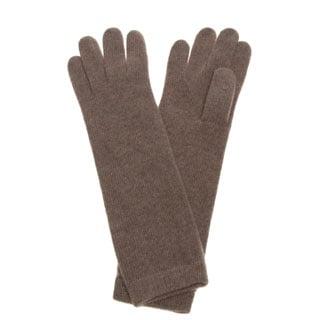 Portolano Women's Cashmere 13-inch Gloves