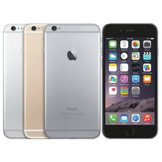 Apple iPhone 6 4G LTE GSM Factory Unlocked GSM Smartphone (Refurbished)