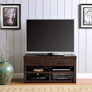 Ameriwood Home Westbrook Dark Walnut 42-inch TV Stand