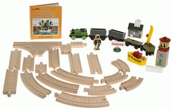 Thomas Railway Percy Takes The Plunge Set Overstockcom Shopping The Best Deals On Trains