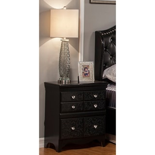 Sandberg Furniture Eva 2-drawer Nightstand