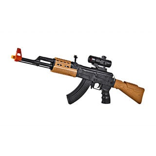 Velocity Toys 32-inch AK-47 Assault Rifle Toy Gun