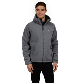 Champion Men's Anti Pill bonded fleece