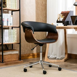 Wood Office Chairs Seating Shop The Best Deals for Sep 2017
