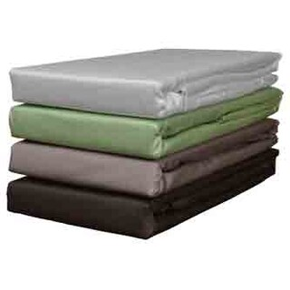 Cheer Collection Silky Soft Luxurious Rayon from Bamboo Sheet Set
