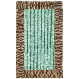 Kosas Home Duncan Bordered Rug (8' x 10')