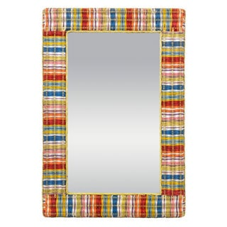 Decorative Colorful Milton Accent Mirror