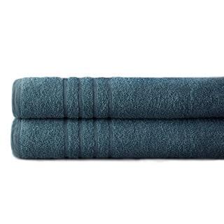 100-percent Cotton Oversized Bath Sheet (Set of 2)