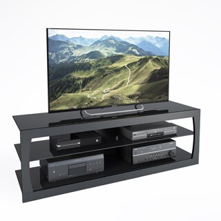 CorLiving Santa Lana TV Stand, for TVs up to 70""