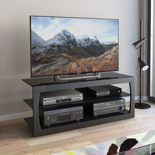 CorLiving Santa Lana TV Stand, for TVs up to 60-inches