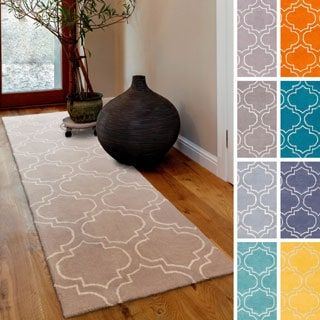 Hand-Tufted Langport Wool Rug (2'3 x 8')