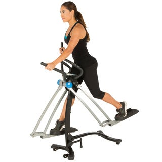 ProGear 36-inch Dual Action 360-degree Multi-direction Stride Air Walker LS with Heart Pulse Sensors