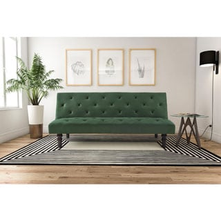 Avenue Greene Orfino Velour Futon