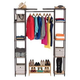 TRINITY Expandable Closet Organizer