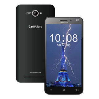 CellAllure Bolt 5.5-inch HD Screen OGS/ Dual SIM/ 4G-LTE/ 13MP Camera Factory Unlocked Android Smartphone