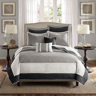 Madison Park Liverpool 7-Piece Coverlet Set (2 options available)