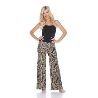 White Mark Women's Relaxed Palazzo Pants https://ak1.ostkcdn.com/images/products/P17604802m.jpg?impolicy=medium