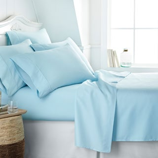 Soft Essentials Super-Soft Microfiber 6-piece Bed Sheet Set