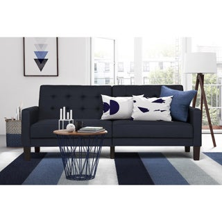 DHP Navy Paris Futon