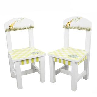 Fantasy Fields Alphabet Chairs (Set of 2)