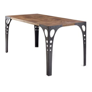 Pekota PK10 Dining Table - Black