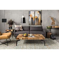 Aurelle Home Brandon Coffee Table