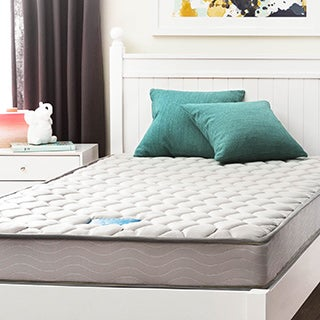 LINENSPA 6-inch Twin Innerspring Mattress