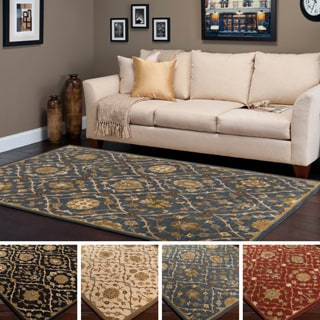 Hand-Tufted Kempston Wool Rug (4' x 6')