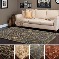 Hand-Tufted Kempston Wool Rug (7'6 x 9'6)