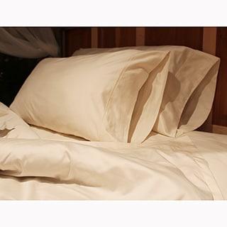Sleep & Beyond Organic Cotton 300 TC Pillow Case (Set of 2)