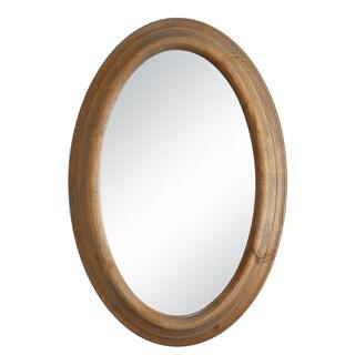 Crawford & Burke Georgia Oval Mirror