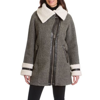 Nuage Women's Morgan Wool Coat