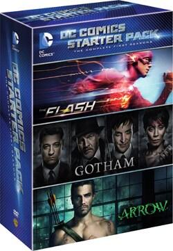 DC Starter Pack (Flash/Arrow/Gotham Seasons 1) (DVD)
