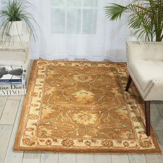 Nourison India House Amber Accent Rug (2'6 x 4')