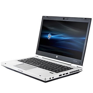 HP Elitebook 8460P 14-inch Intel Core i7 8GB RAM 128GB SSD Windows 7 Laptop (Refurbished)