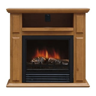 Trygve Freestanding Electric Fireplace