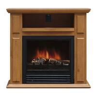 Trygve Freestanding Electric Fireplace