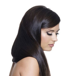 Donna Bella Hair Full Head Human Hair 16-inch Clip-In Hair Extensions