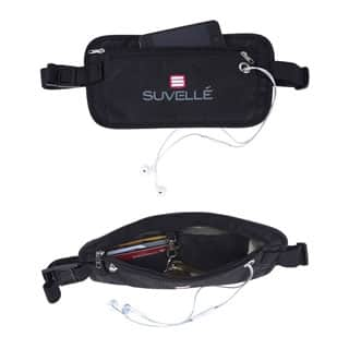 Suvelle RFID-Blocking Anti-Theft Hidden Waist Belt Travel Pouch|https://ak1.ostkcdn.com/images/products/P17726247a.jpg?impolicy=medium