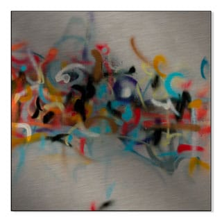 Gallery Direct Skad I Print by David Dauncey on Mounted Metal Wall Art