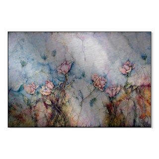 Gallery Direct Wild Song I Print by Monica Wang on Mounted Metal Wall Art
