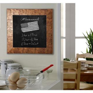 American Made Rayne Safari Bronze Blackboard/Chalkboard