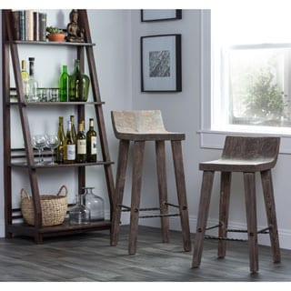 Rustic Bar Stools Shop The Best Brands Today Overstock Com