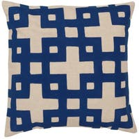 Jones 18-inch Decorative Geometric Pillow Cover