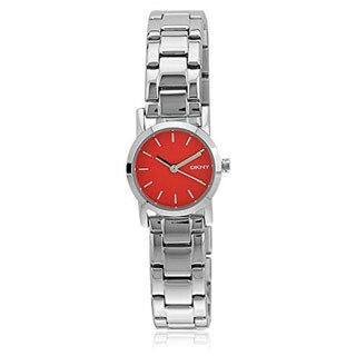 DKNY Women's NY2188 Soho Mini Silver Tone Watch