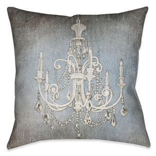 Laural Home Chandelier Lights I Decorative 18-inch Throw Pillow