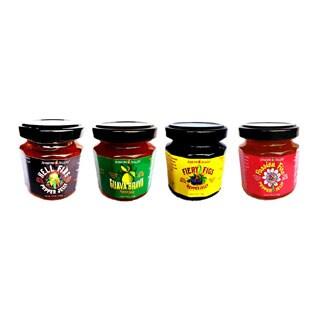 Jenkins Jellies Mini Jelly Gift Sampler (Set of 4)