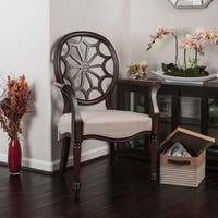 Notre Dame Spider Arm Chair by Christopher Knight Home