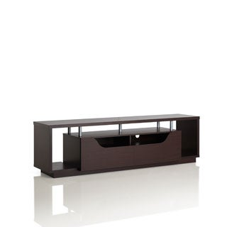Furniture of America Arkyne Modern Espresso 70-inch TV Stand