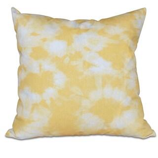 Chillax Geometric Print 18-inch Pillow